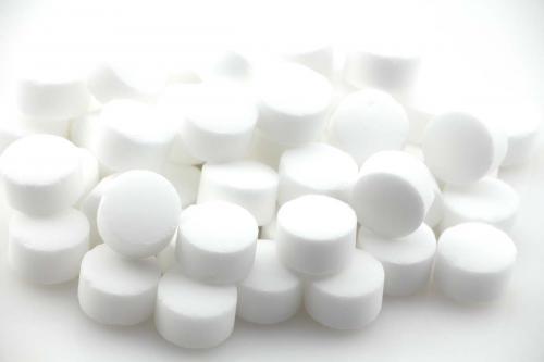 40 x 25 kg ASBIT Regeneriersalz Tabletten für Wasserenthärtungsanlage