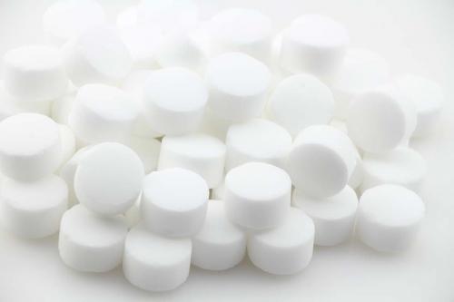 4 x 25 kg ASBIT Regeneriersalz Tabletten für Wasserenthärtungsanlage